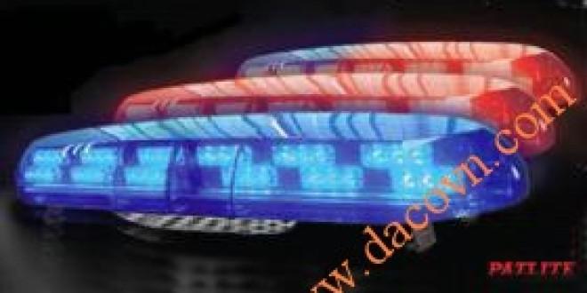Đèn cảnh báo tín hiệu xe cảnh sát, cứu thương Patlite 1108mm: ILB-12LJAW-FS015