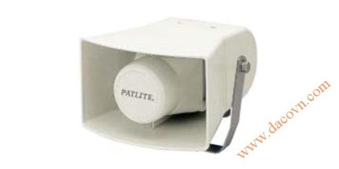 Loa Cảnh báo Patlite 5W, 8Ω, Hình Loa, SPW-5E
