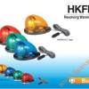 Đèn Quay Cảnh báo Patlite, Đèn Cảnh báo Xe Mô Ô Tô Có Nam Châm HKFM