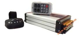 Bộ tạo tín hiệu còi hú xe ưu tiên Siren Amplifier AS-830A, 200W, Tay điều khiển không dây