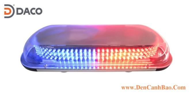 ML900B Đèn Mini LightBar LED 440mm, Nam Châm, Tẩu nguồn, Gắn nóc