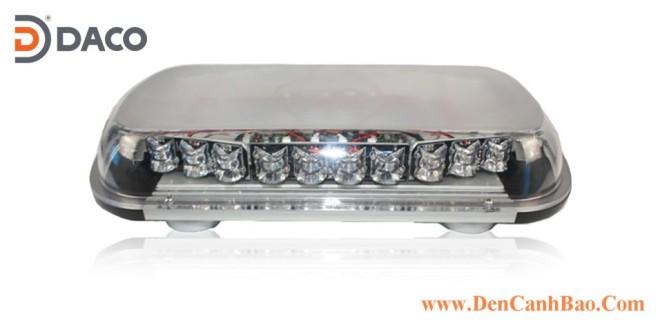 ML900E Đèn Mini LightBar LED 440mm, Nam châm, Tẩu nguồn, Gắn nóc