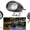 Đèn rọi điểm an toàn cho xe nâng Forklift FLSZSL-8106B, 10-50VDC, 10W, IP67