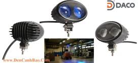 Đèn rọi điểm an toàn cho xe Forklift FLSZSL-8107 LED, 10-80VDC, 10W, IP67