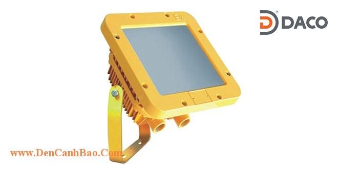 LED-EXDC002A Đèn LED chiếu sáng phòng nổ LED, Ánh sáng trắng, 90VAC~305VAC, Tròn, IP66