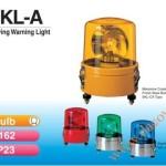 Đèn Quay Cảnh báo Patlite Φ162, Bóng Sợi Đốt, Thân Thép, IP23, SKL-A, SKL-CA, SKL-SA - Den-quay-bao-hieu-Patlite-SKL-A