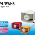 Loa Cảnh báo Patlite, 32 Âm Báo 105dB, Thân Thép, IP53/IP65, EWH/EWHS - Loa canh bao Patlite EWH/EWHS