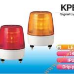 Đèn cảnh báo tín hiệu Patlite Φ162, bóng LED, nhấp nháy, IP23, KPE - Den-bao-hieu-canh-bao-tin-hieu-Patlite-KPE