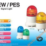 Đèn cảnh báo tín hiệu Patlite Φ82, LED, nhấp nháy, IP55, PES - Den-bao-hieu-canh-bao-tin-hieu-Patlite-PEW-PES