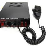 Bộ tạo tín hiệu còi hú xe ưu tiên Siren Amplifier PA300-100W