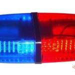 Đèn hộp Light Bar ngắn xe ưu tiên China LED-235L