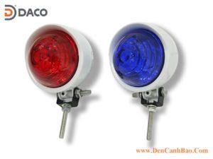 PM-200 MotorCycle Warning Light - Xanh Do