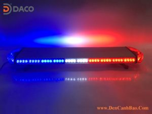 TBD-8300L LightBar Red Blue - Đèn LED xe ưu tiên dài 1.2m