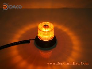 Den bao hieu cho xe San bay-Cong trình LB-610 Amber Light