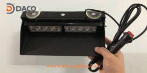 LED-23X-RB Den xe uu tien gan trong kinh - Xanh-Đỏ