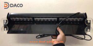 LED-336H Den xe uu tien gan trong kinh Xanh-Trắng-Đỏ