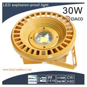 LED-EXDC003B-30W Den LED Chieu Sang Phong No